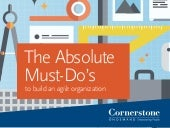 The Absolute Must-Do's to Build an ...
