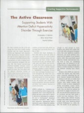 The Active Classroom Supporting Stu...