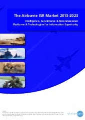 The airborne isr market 2013 2023