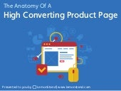 Anatomy of a High-Converting eCommerce Page