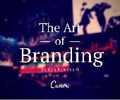 The Art of Branding by Guy Kawasaki