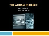 The Autism Epidemic.Ap.Psyc493