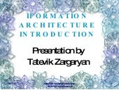 The basic concepts of information a...