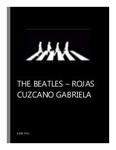 The beatles rojas