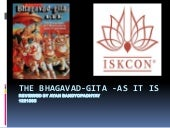A review of The Bhagwad Gita