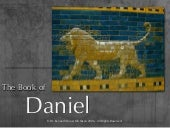 The Book of Daniel, Part 1 of 2