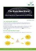 The brain new world - insights for organisations and strategy