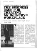 The Business Case for Creating an Inclusive Workplace - The HR Reporter Magazine - June 2012
