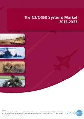 The C2/C4 ISR systems market 2013-2023