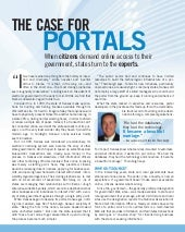 The Case For Portals -- When Citize...
