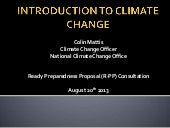 The causes and effects of climate c...