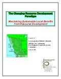 The Changing Resource Development Paradigm:   Maximizing Sustainable Local Benefits from Resource Development