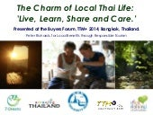 """The Charm of Local Thai Life: Live..."