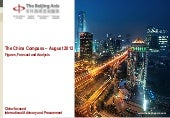 The China Compass - August 2012