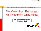 The Colombian Exchange Oct 2006