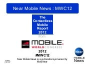 The contactless mobile report 2012 ...