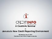 The credit reporting act 2010 (mega...