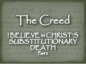 The Creed - I Believe In Christs Su...