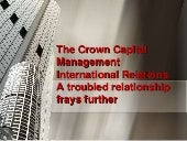 The Crown Capital Management Intern...
