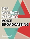 The Definitive Guide To Voice Broadcasting