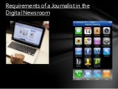 The Digital Newsroom - Assessment 1