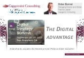 The digital strategy innovation summit