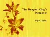 The dragons king's daughter