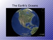 The Earths Oceans