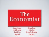 The Economist Brand Strategy Presen...