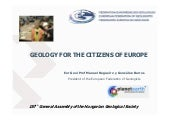 The Efg Geology For The Citizens Of...