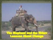 The Elephant And The Rider   Lesson...