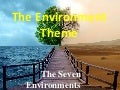 The 7 Natural Environments