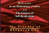 The Essence Of Bhagwat Gita