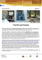 The eu and tunisia