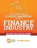 The Evolution of Content Marketing in the Finance Industry