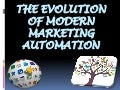 The Evolution Of Modern Marketing Automation