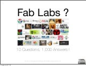 The #FabLabs : 10 Questions, 1,000 ...
