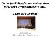 The feasibility of a new multi part...