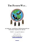 The fourth way  - an indigenous contribution for building su