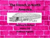The french in north america 123