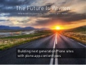 The Future Is Written - Building ne...