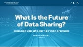 What Is the Future of Data Sharing?