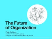 The Future of Organization