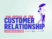 The future of the Customer Relationship