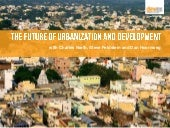 The Future of Urbanization and Deve...