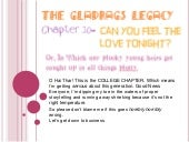 The Gladrags Legacy: Chapter 10- Ca...