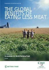 The Global Benefits Of Eating Less ...
