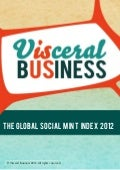The Global Social Mint Index