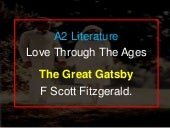 The great gatsby   pri
