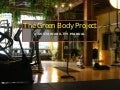 The Green Body (concept) Sustainability Plan